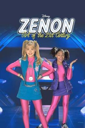 Poster: Zenon - Die kleine Heldin des 21. Jahrhunderts
