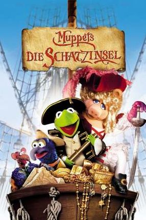 Poster: Muppets - Die Schatzinsel