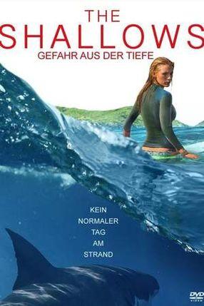 Poster: The Shallows: Gefahr aus der Tiefe