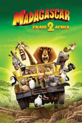 Poster: Madagascar 2