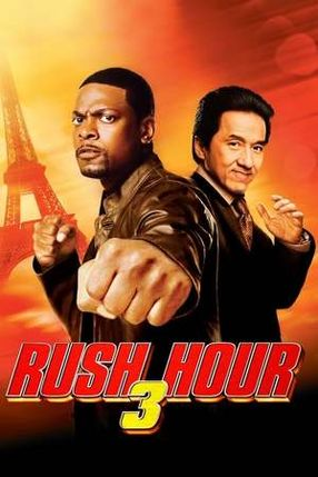 Poster: Rush Hour 3