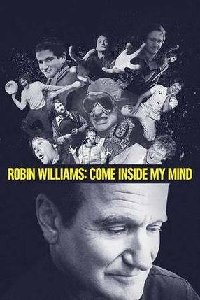 Poster: Robin Williams: Come Inside My Mind