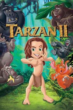 Poster: Tarzan 2