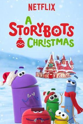 Poster: Weihnachten mit den StoryBots