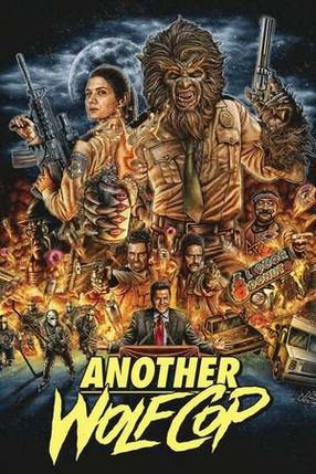 Poster: Another WolfCop