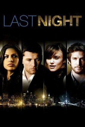 Poster: Last Night