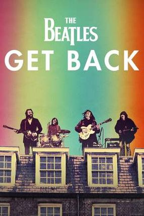 Poster: The Beatles: Get Back
