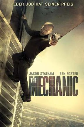 Poster: The Mechanic