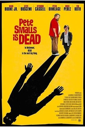 Poster: Pete Smalls Is Dead