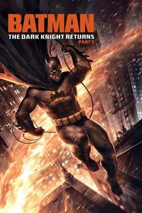 Poster: Batman: The Dark Knight Returns, Teil 2
