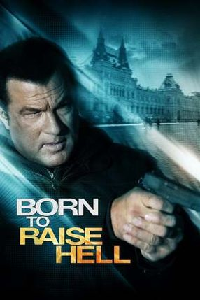 Poster: Born to Raise Hell
