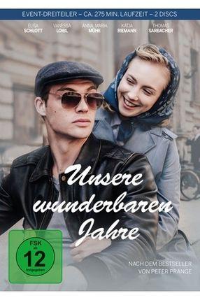 Poster: Unsere wunderbaren Jahre