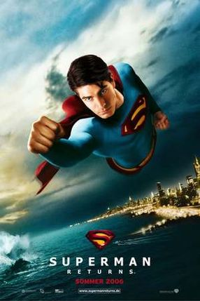 Poster: Superman Returns