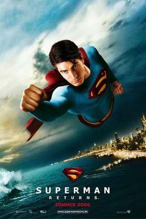 Poster: Superman Returns