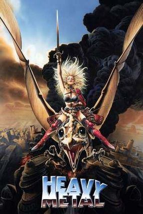 Poster: Heavy Metal