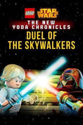 Poster: LEGO Star Wars: The New Yoda Chronicles – Duel of the Skywalkers