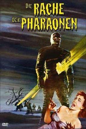 Poster: Die Rache der Pharaonen