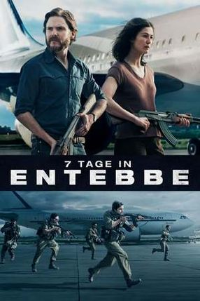 Poster: 7 Tage in Entebbe