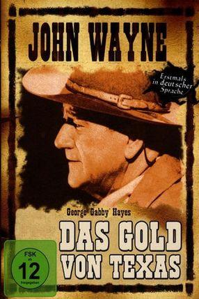 Poster: Das Gold von Texas