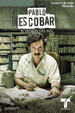 Poster: Pablo Escobar, el patrón del mal
