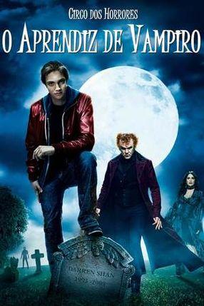 Poster: Mitternachtszirkus - Willkommen in der Welt der Vampire