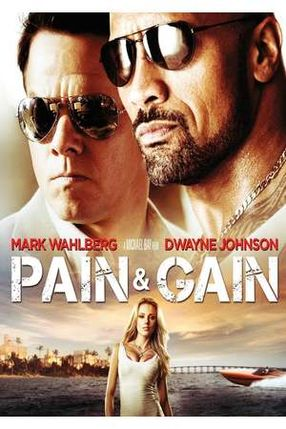 Poster: Pain & Gain