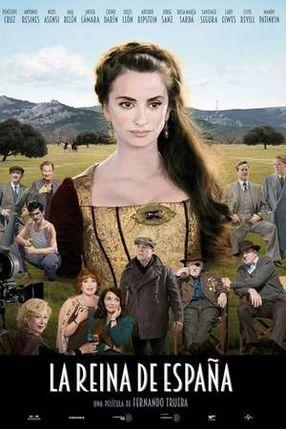 Poster: La reina de España