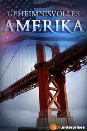 Poster: Geheimnisvolles Amerika