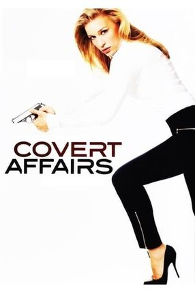 Poster: Covert Affairs