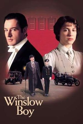 Poster: The Winslow Boy
