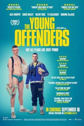Poster: The Young Offenders