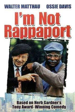Poster: Ich bin nicht Rappaport