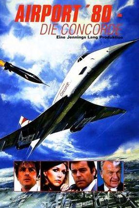 Poster: Airport '80 – Die Concorde