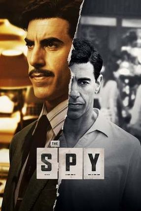 Poster: The Spy