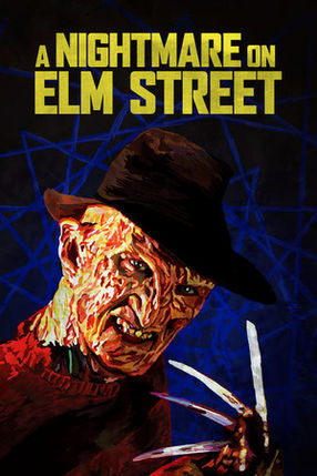 Poster: Nightmare on Elm Street - Mörderische Träume