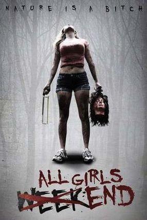 Poster: All Girls Weekend