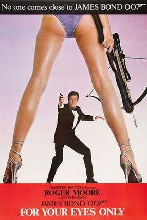 Poster: James Bond 007 - In tödlicher Mission
