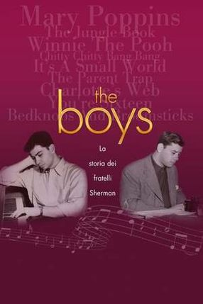 Poster: The Boys: The Sherman Brothers' Story