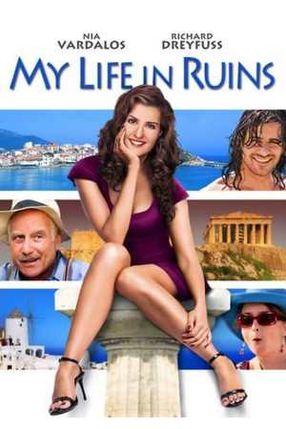 Poster: My Big Fat Greek Summer