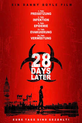 Poster: 28 Days Later