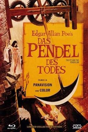Poster: Das Pendel des Todes
