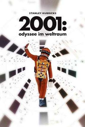 Poster: 2001: Odyssee im Weltraum
