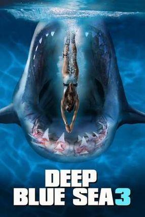 Poster: Deep Blue Sea 3