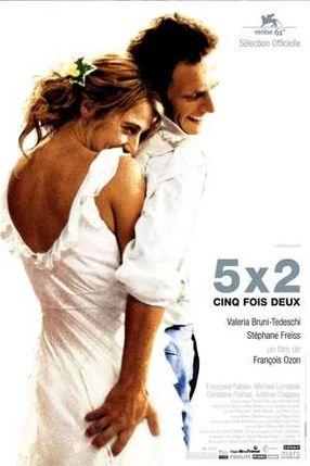 Poster: 5x2 - Fünf mal Zwei