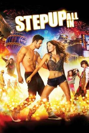 Poster: Step Up All In