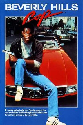 Poster: Beverly Hills Cop - Ich lös' den Fall auf jeden Fall