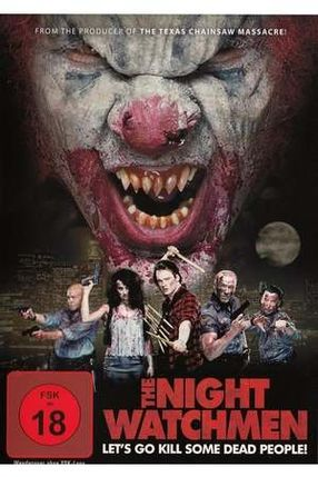 Poster: The Night Watchmen