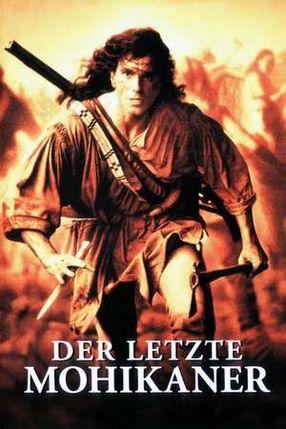 Poster: Der letzte Mohikaner
