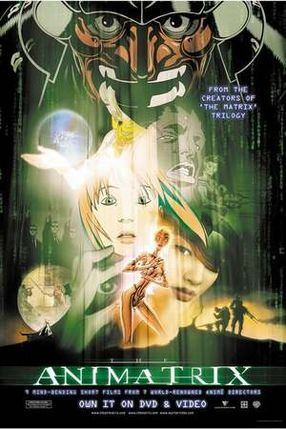 Poster: Animatrix