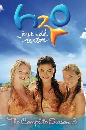 Poster: H2O - Plötzlich Meerjungfrau